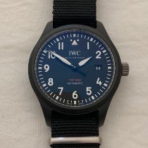IWC Pilot Chronograph Top Gun Ceramic 41mm Black Arabic numerals Australia, Coogee