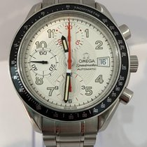 Omega Speedmaster Date pre-owned Silver Steel