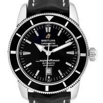Breitling Superocean Héritage 46 A17320 Very good Steel 46mm Automatic