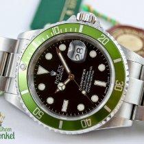 Rolex Submariner Date 16610LV 2003 gebraucht