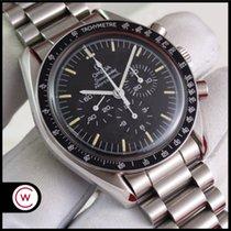 Omega Speedmaster Professional Moonwatch Acero 42mm Negro Sin cifras España, Oviedo, Asturias