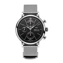 IWC Portofino Chronograph IW3910-30 new