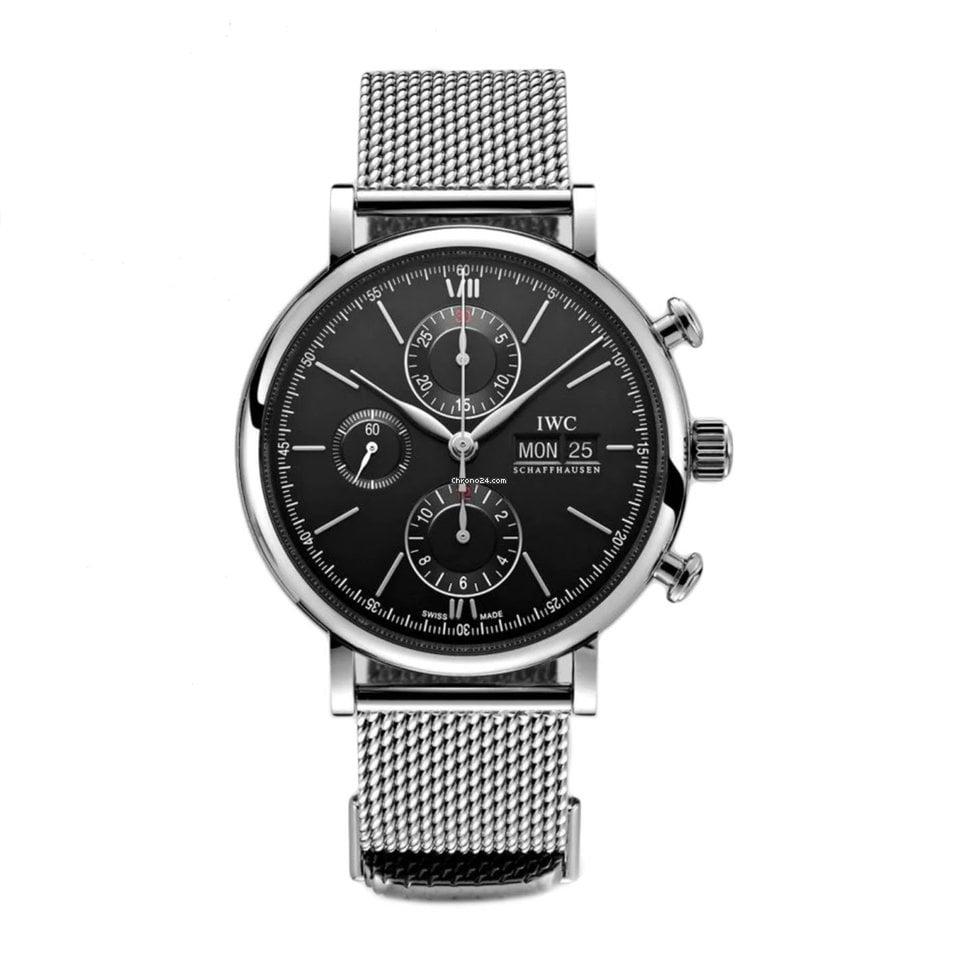 IWC Portofino Chronograph IW391030 new