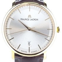 Maurice Lacroix Les Classiques Tradition Rose gold 40mm Silver United States of America, Illinois, BUFFALO GROVE