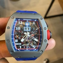 Richard Mille Titanium RM 011 pre-owned UAE, Dubai
