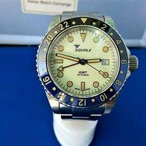 Squale 零件/配件 男士錶/男女通用錶 254561150803 二手 鋼 銀色