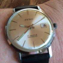 Zeno-Watch Basel Otel 34mm Armare manuala folosit