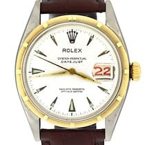 Rolex 6305 Yellow gold 1953 Datejust 36mm pre-owned United States of America, Georgia, Atlanta