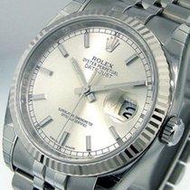 Rolex Datejust 116234 Neuve Acier 36mm Remontage automatique