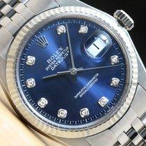 Rolex Datejust 1601 Très bon Acier 36mm Remontage automatique