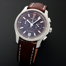 Breitling Bentley Mark VI Zeljezo 42mm Bponcan Bez brojeva