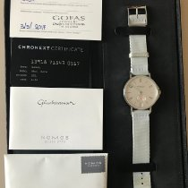 NOMOS Steel 40mm Automatic 551 pre-owned United States of America, Pennsylvania, Philadelphia