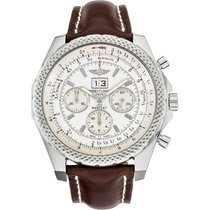 Breitling Bentley 6.75 Steel 48mm White No numerals United States of America, New York, New York