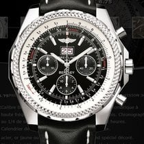 Breitling Bentley 6.75 new Automatic Chronograph Watch with original box and original papers A44362