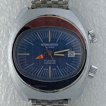 Breitling Sicura Memostar Alarm Vintage Swiss Made 1970 二手