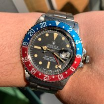 Rolex GMT-Master Rolex 1675 MK3 Radial Pepsi Gmt master '78 1978 pre-owned