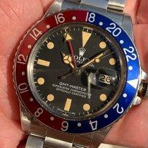Rolex GMT-Master Rolex 16750 Beautiful Patina Matte Dial Gmt master '82 1982 gebraucht