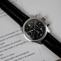 IWC IW3741 Steel 2000 Pilot Chronograph 36mm pre-owned