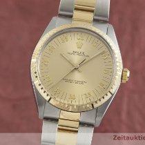 Rolex Explorer Zlato/Zeljezo 34mm Zlatan