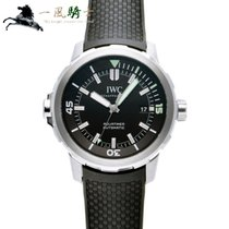 IWC Steel 42mm Automatic IW329002 pre-owned