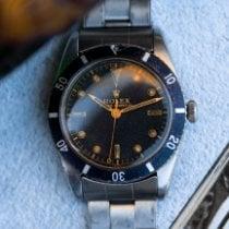 Rolex Submariner folosit Negru Otel