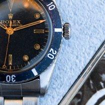 Rolex Submariner pre-owned Black