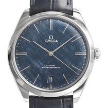 Omega De Ville Trésor neu 2020 Handaufzug Uhr mit Original-Box und Original-Papieren 435.13.40.21.03.001