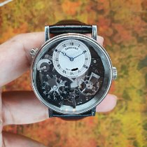 Breguet White gold 40mm Manual winding 7067bb/g1/9w6 pre-owned Singapore, Singapore