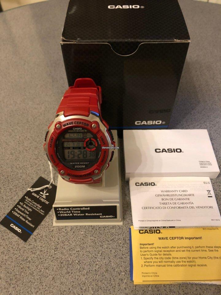 Casio Wave Ceptor radio controlled g shock à vendre pour 49  lkrHm