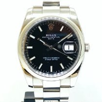 Rolex 115200 Steel 2010 Oyster Perpetual Date pre-owned