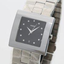 Rado Diastar nuevo Cuarzo Reloj con estuche y documentos originales 01.129.0681.3.071