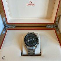 Omega Speedmaster Professional Moonwatch новые Механические Хронограф Часы с оригинальной коробкой 311.30.42.30.01.005