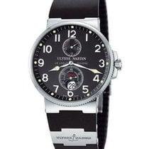 Ulysse Nardin 263-66-3/62 Steel Marine Chronometer 41mm 41mm pre-owned