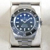 Rolex Sea-Dweller Deepsea 126660 Nieuw Staal 44mm Automatisch