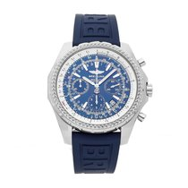 Breitling Bentley Motors new Automatic Chronograph Watch with original box and original papers A25362