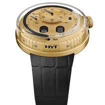 HYT H0 Złoto różowe 48.8mm