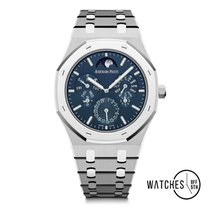 Audemars Piguet Royal Oak Perpetual Calendar new 2019 Automatic Watch with original box and original papers 26586IP.OO.1240IP.01