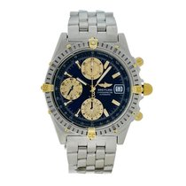 Breitling Chronomat Gold/Steel 39mm Blue No numerals United States of America, Massachusetts, Andover