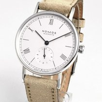 NOMOS 244 Steel Ludwig 33 32.8mm new