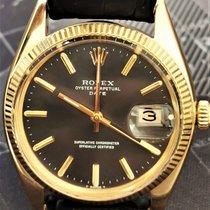Rolex Oyster Perpetual Date 1503 Foarte bună Aur galben 34mm Atomat România, Oradea
