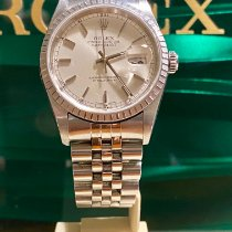Rolex Datejust Acero 36mm Gris