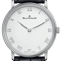 Blancpain Villeret 6605-1127-55B 2020 neu