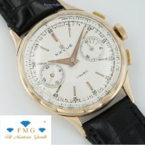 Revue Thommen Rose gold Manual winding White No numerals 36mm pre-owned