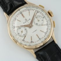 Revue Thommen Rose gold 36mm Manual winding Revue Thommen pre-owned