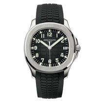 Patek Philippe Steel Automatic Black Arabic numerals 40mm new Aquanaut
