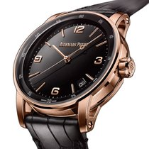 Audemars Piguet Code 11.59 Rose gold 41mm Black United States of America, New York, New York