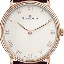 Blancpain Villeret 6605-3642-55A 2020 neu