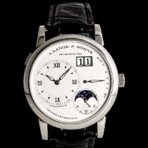 A. Lange & Söhne Platinum 38mm Manual winding 109.025 pre-owned