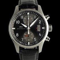 IWC Pilot Spitfire Chronograph Otel 43mm Gri