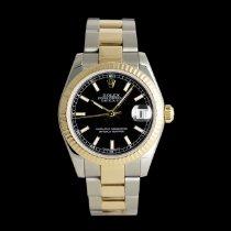 Rolex 178273 Acero y oro 2005 Lady-Datejust 31mm usados